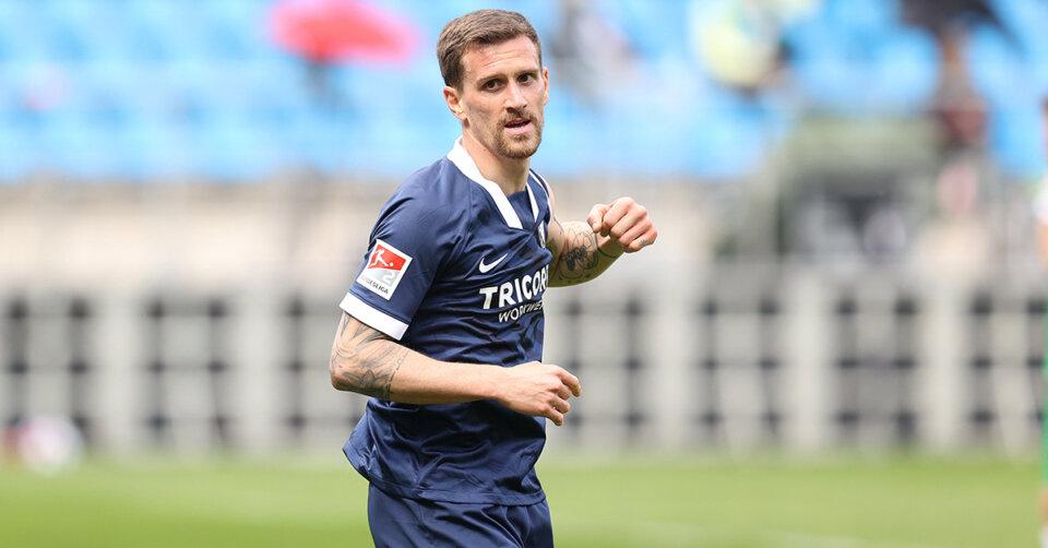 Simon Zoller ist zurück in der Bundesliga
