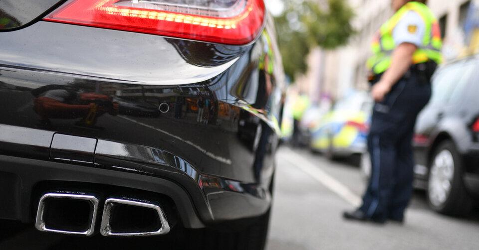 Stadt erlässt Allgemeinverfügung gegen Tuning- und Autoposerszene