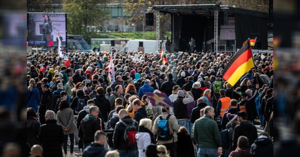 SPD will Innenausschuss-Sondersitzung zu «Querdenker»-Demo