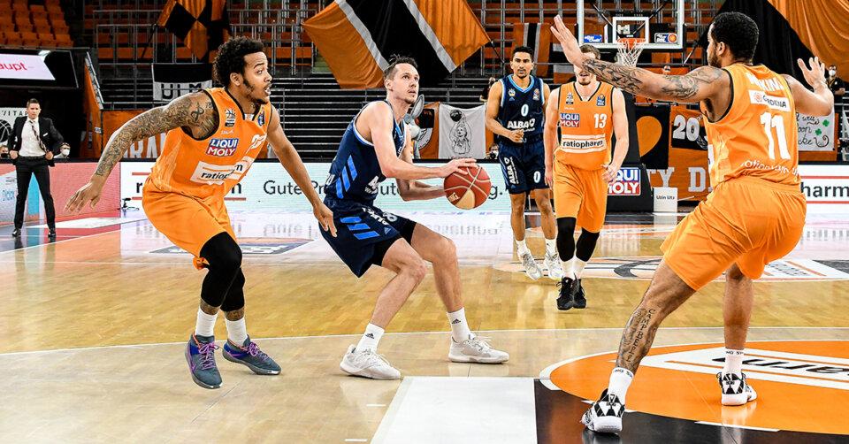 Ulmer Basketballer scheiden im Playoff-Halbfinale aus