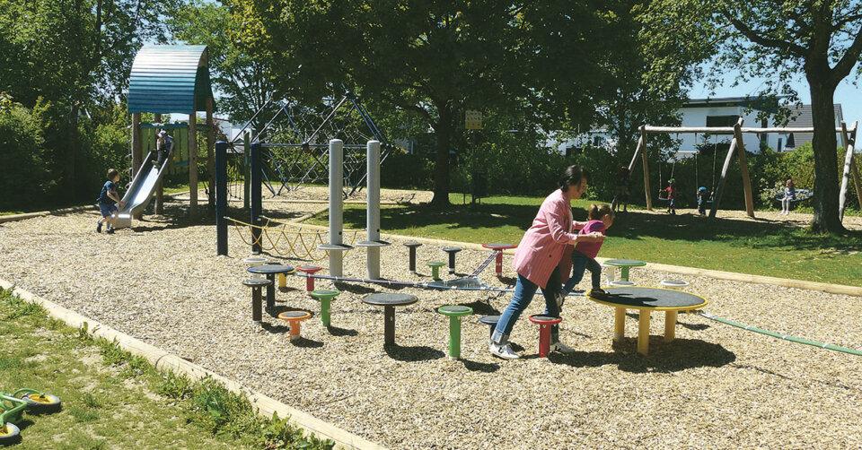 Spielplatzrallye kommt sehr gut an – Über 90 Familien haben sich beteiligt