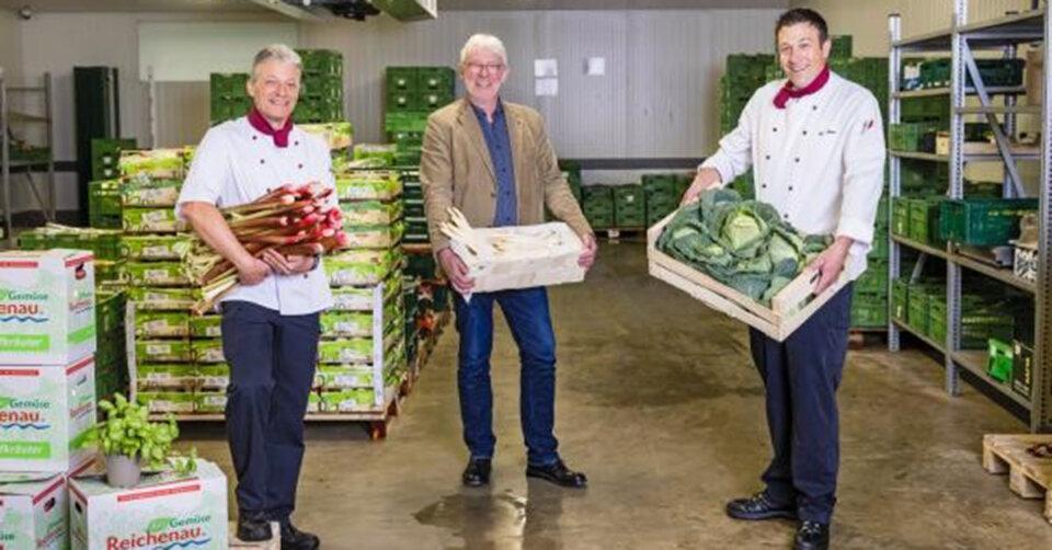 Spitalstiftung Konstanz setzt auf nachhaltige und regionale Produkte