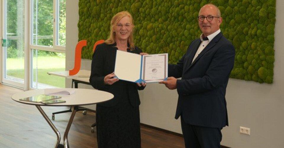 Exzellente digitale Lehre: SRH Fernhochschule wird ausgezeichnet