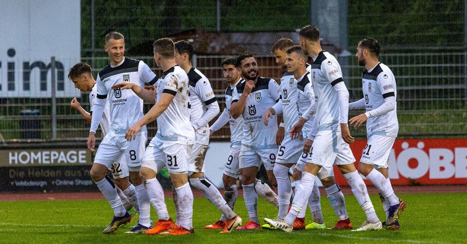 SSV-Fußballer lassen in Balingen nichts anbrennen
