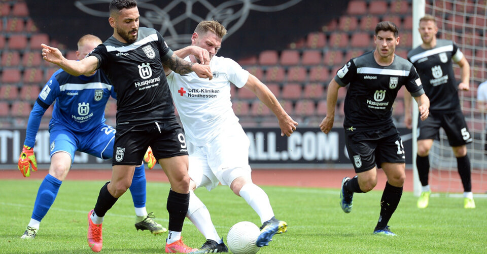 Ulmer Fußballer unterliegen in Kassel