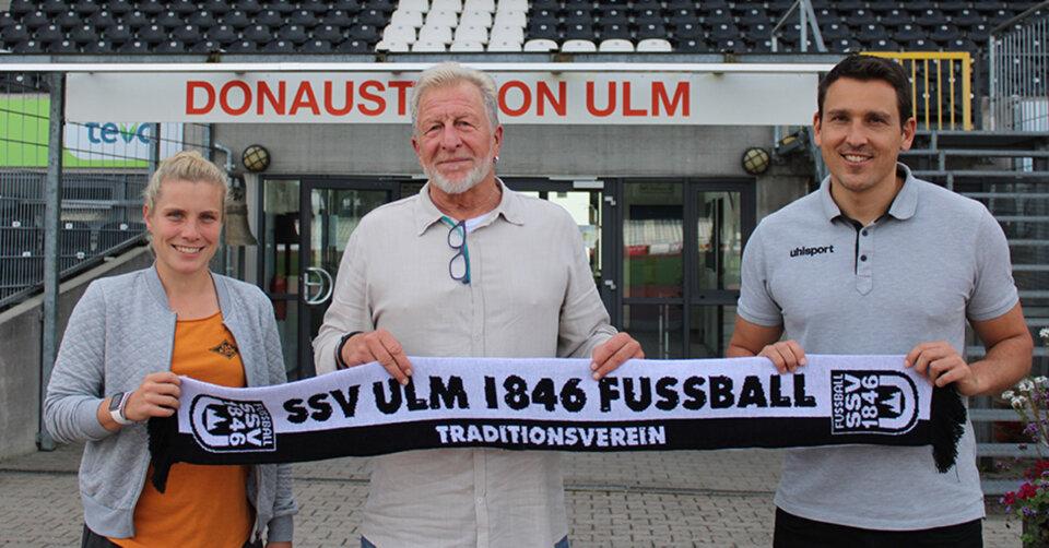 Die SSV-Fußballer haben einen neuen Stadionsprecher