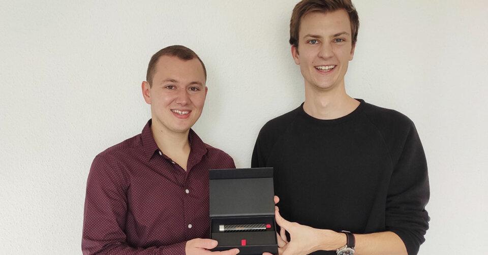 Zwei Gründer mit Innovationsgeist aus Konstanz erzählen von ihrem Start der luislight UG (haftungsunbeschränkt)