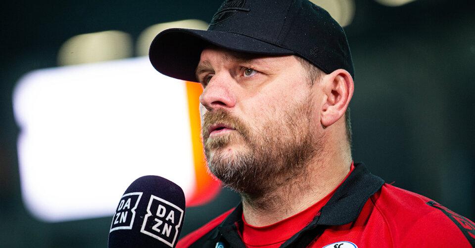 Steffen Baumgart übernimmt das Traineramt am Rhein