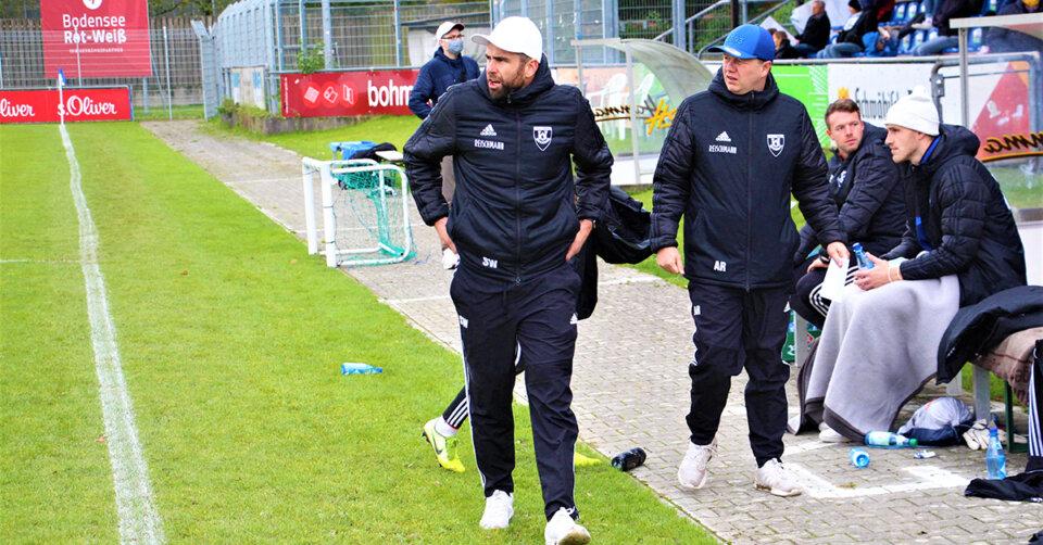 Knapper Sieg nach Verlängerung: Der FV Ravensburg steht in der 3. Pokalrunde