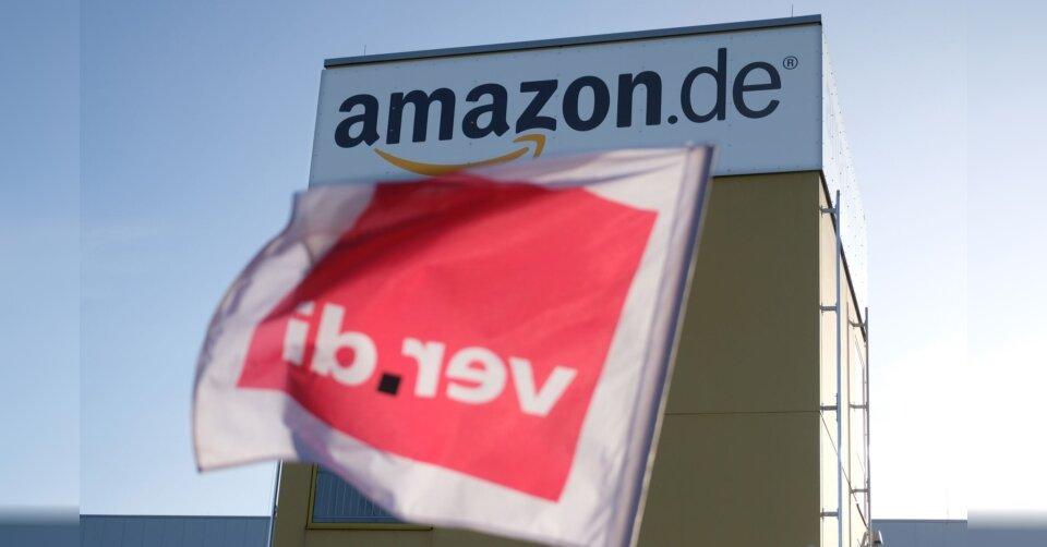Streik in der Nacht: Amazon erwartet keine Auswirkungen