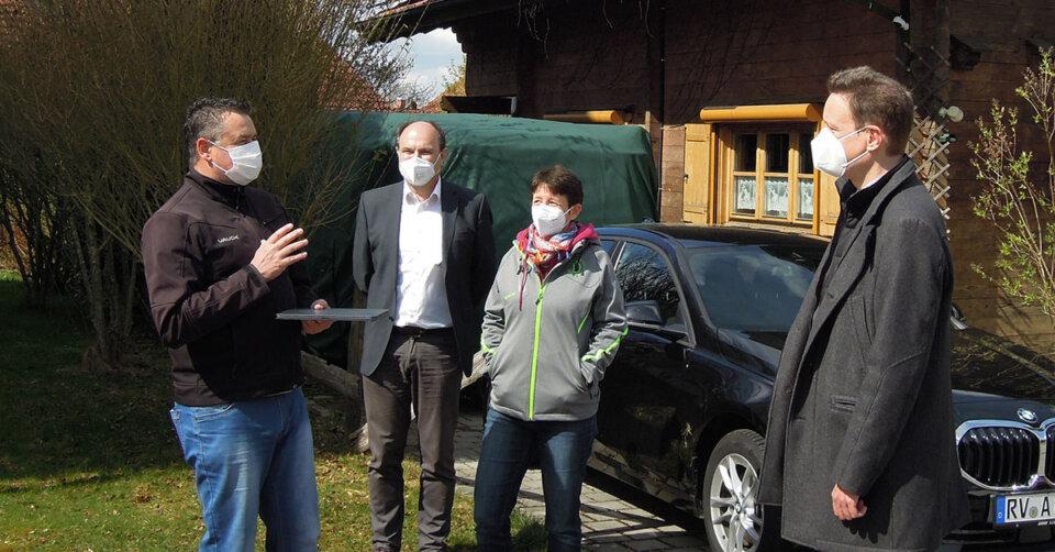 Der Kreis Ravensburg als Solarstromlandkreis Nr. 1: Bürger sollen überzeugt werden und mitmachen