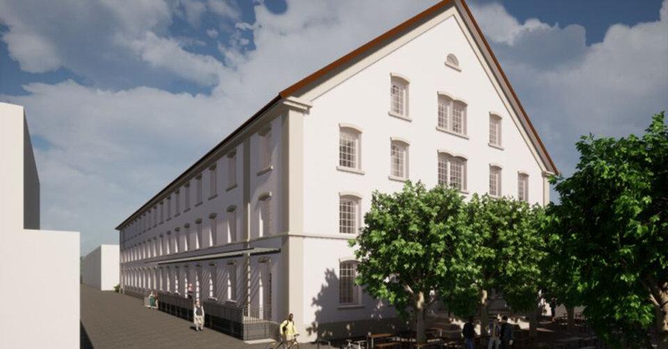 Die Alte Spinnerei wird an eine neugegründete GmbH verkauft