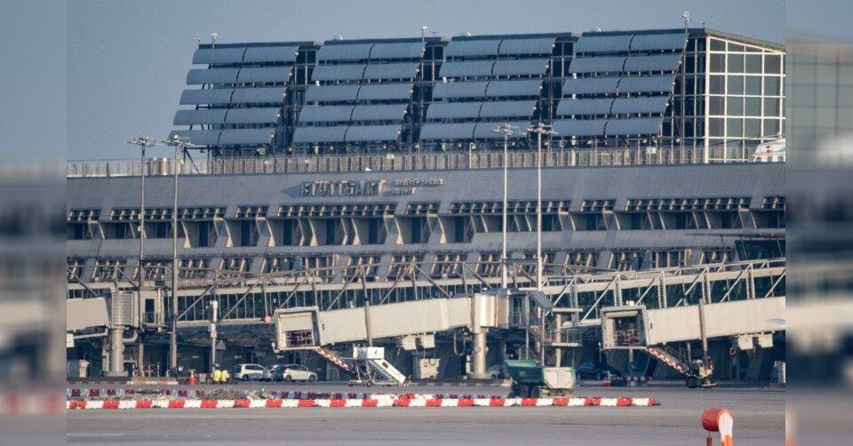 Stuttgarter Flughafen mit fast 100 Millionen Euro Verlust