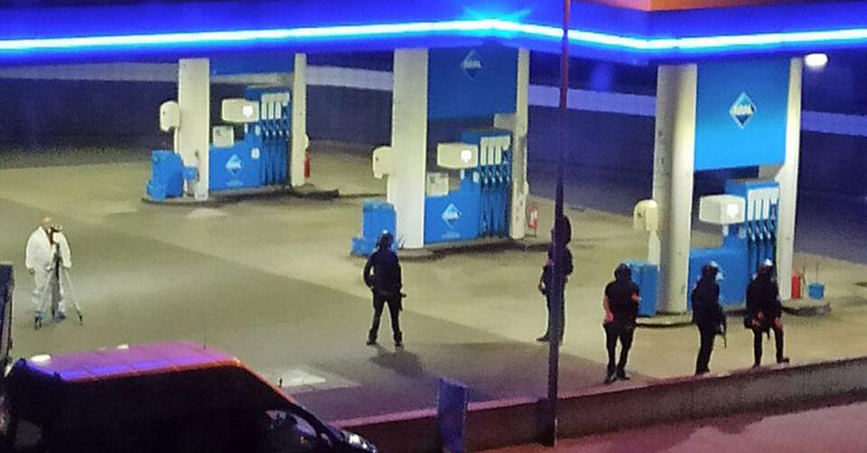 Tankstellen-Kassierer erschossen – Festnahme
