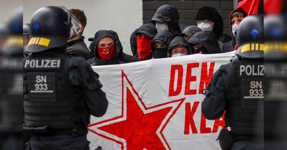 Tausende Demonstranten in Berlin – Gewalt bei Protestzug