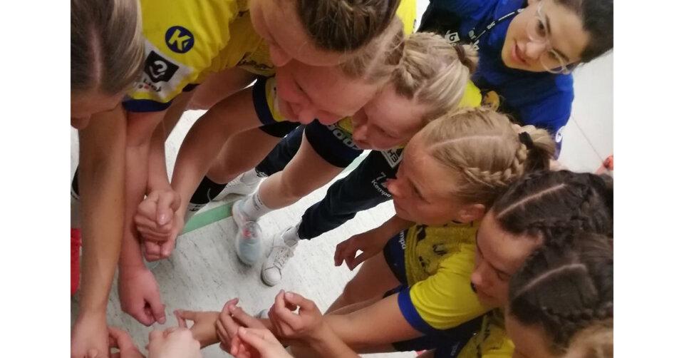 Die SVA-Handballerinnen unterliegen zum Aufstiegsrunden-Auftakt