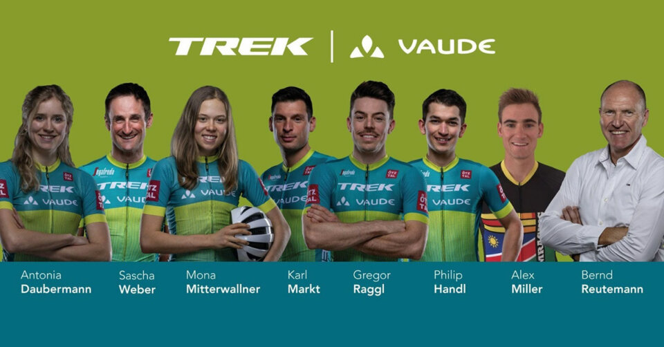 "Das neugegründete Team ""TREK | VAUDE"" greift nach Centurion-Ausstieg an"