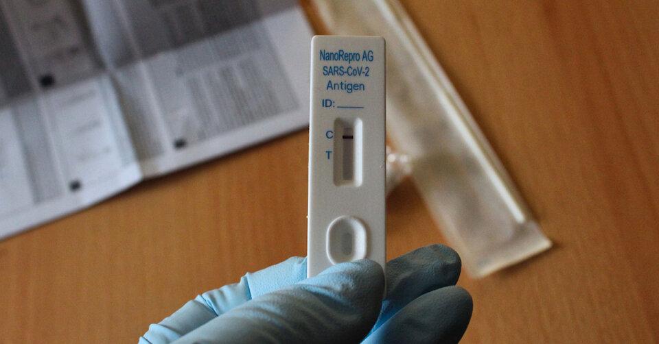 Freiwillige Tests in Kindergärten gehen weiter