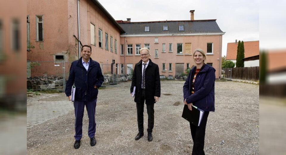Besuch von Thomas Dörflinger MdL