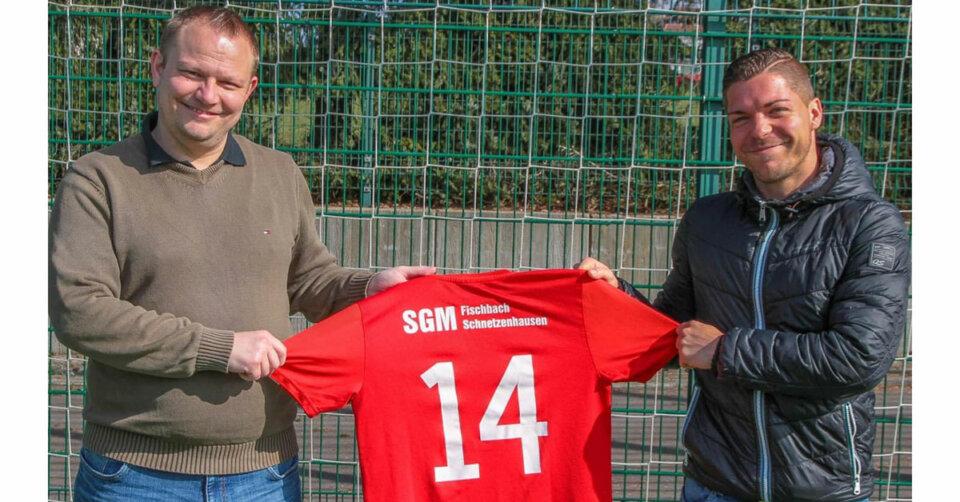 Christian Regler übernimmt bei der SGM Fischbach/Schnetzenhausen