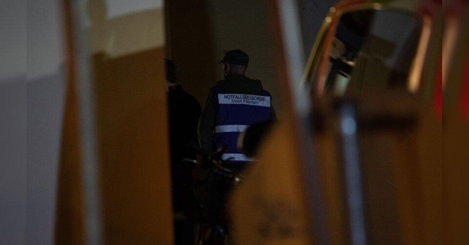 Tödliche Gewalt in Potsdamer Klinik: Vier Menschen tot
