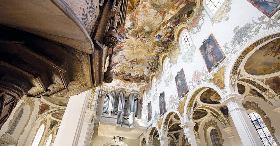 Historie, Kulinarik, Konzerte und mehr: Eine Woche lang purer Barock