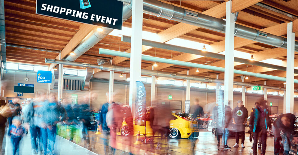Tuning World: Online-Shopping-Event lockt mit Messe-Feeling
