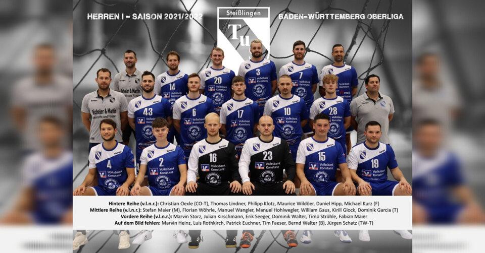Steißlinger Oberliga-Handballer peilen Heimsieg an