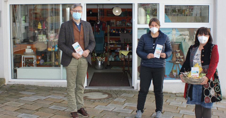 """""""FairFührer""""– der faire Einkaufsführer für Sigmaringen"""