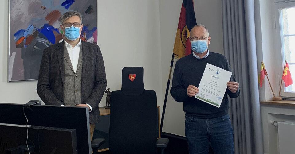BMU fördert klimafreundliche Innenbeleuchtung für das Hohenzollern-Gymnasium in Sigmaringen