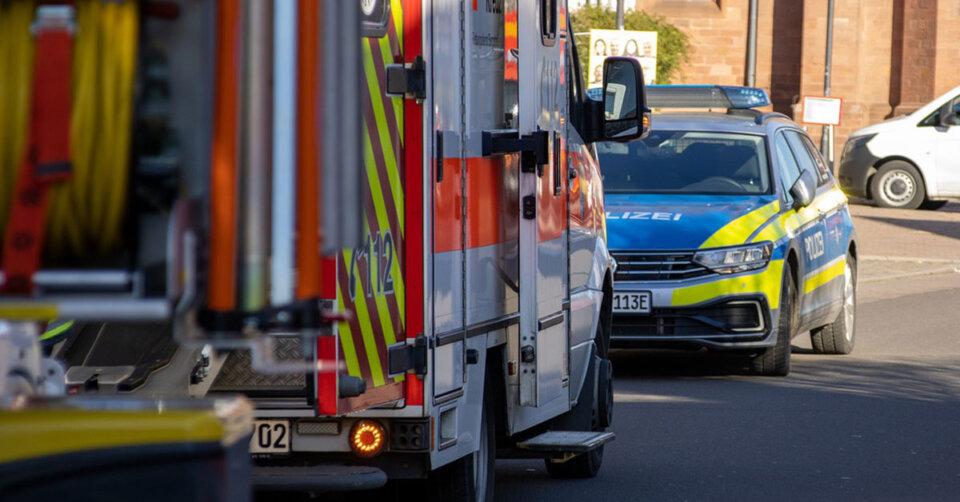 77-jährige Fußgängerin bei Unfall verletzt
