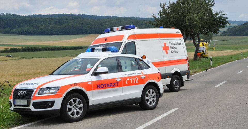 Radfahrer bei Sturz tödlich verletzt