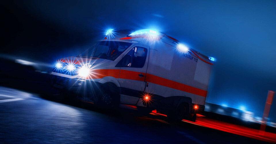 Tödlicher Verkehrsunfall auf der A96