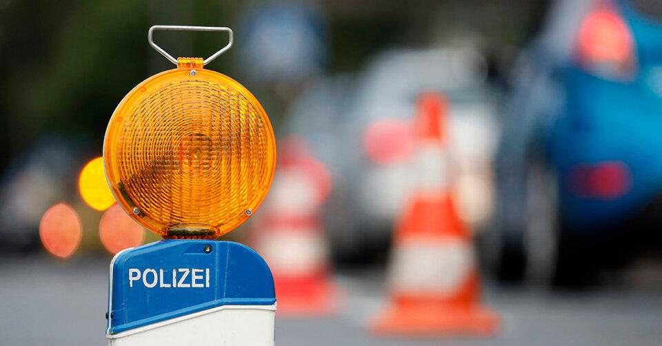 Fünf Verletzte nach Verkehrsunfall auf der Autobahn