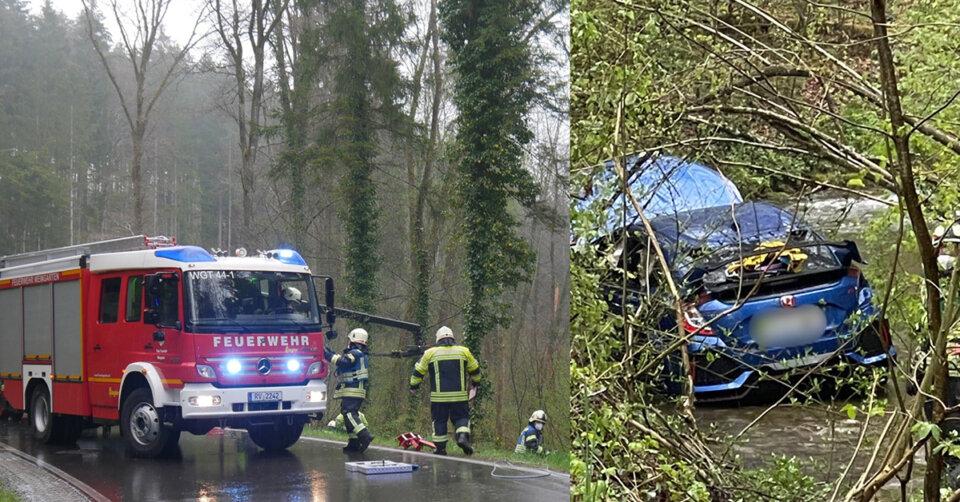 Lauratal: Verkehrsunfall mit Fahrerflucht