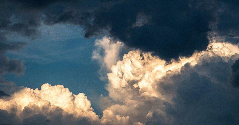 Warnung vor Gewittern mit Unwetterpotential im Landkreis Lindau