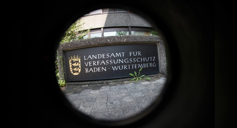 Verfassungsschutz Baden-Württemberg beobachtet «Querdenken»