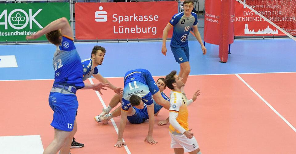 VfB-Volleyballer können zum Zünglein an der Waage werden