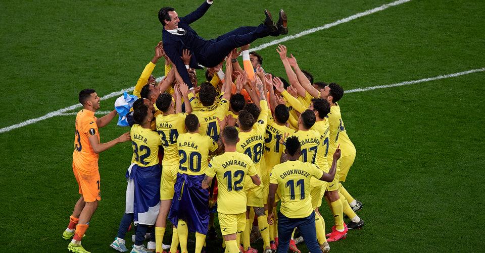 Villarreal holt den ersten Europapokal der Vereinsgeschichte