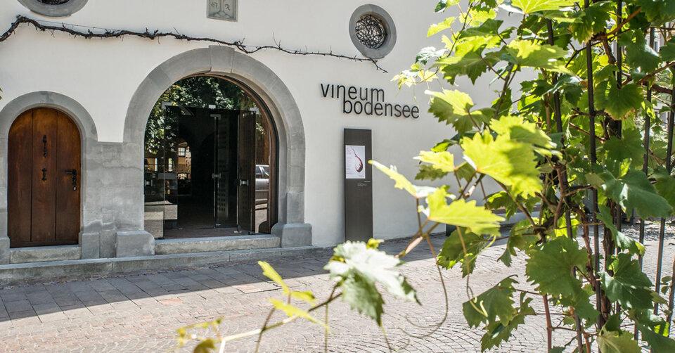 vineum bodensee ab Pfingstsamstag wieder geöffnet