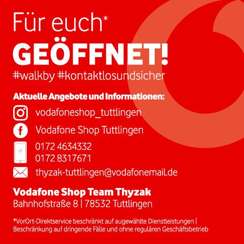 Vodafone Tuttlingen