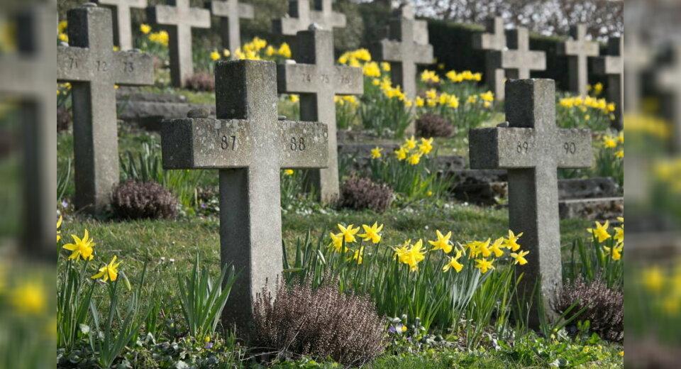 Volktrauertag 2020: Keine Gedenkfeier am Kriegerdenkmal