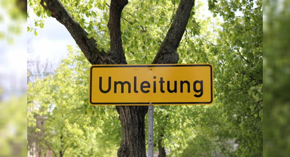 Zollenreute: Vollsperrung