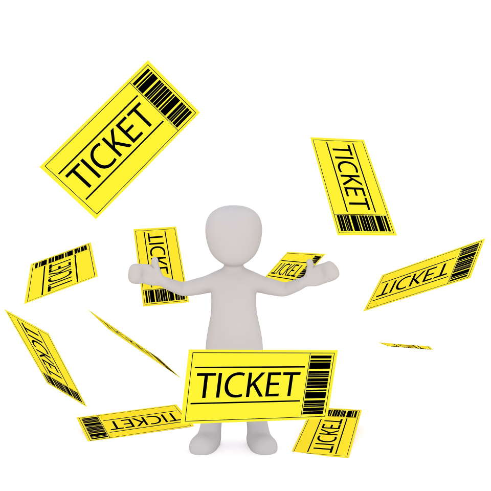 Evr Tickets