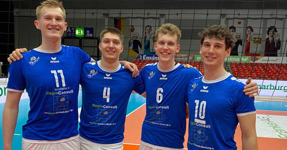 VfB Volleyball: Vier Spieler verlassen die Volley YoungStars