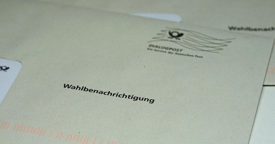 Zahl der Briefwähler bricht jetzt schon Rekord