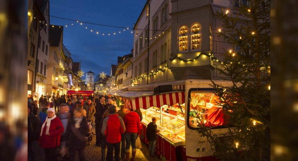 Keine Weihnachtsmärkte in Wangen