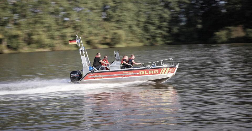 Weniger tödliche Unfälle am Bodensee: mehr Seenotrettungen