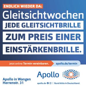 Apollo Optik Wangen