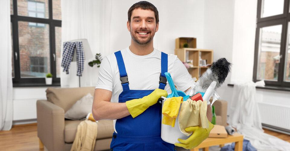 Reinheit von Experten: Damit Zuhause, Büros und Außenanlagen bestens in Schuss bleiben